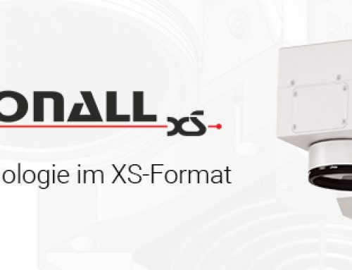 LasOnAll XS Laser System | XL Technology in XS Format