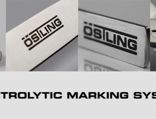 Strengths and advantages of electrolytic marking systems