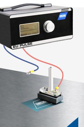 ÖSTLING Electrolytic marking systems