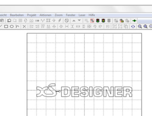 XS Designer marking software