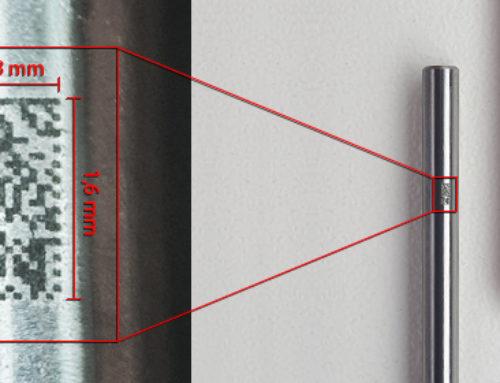 Industry 4.0 – Digitized tool markings in metal cutting
