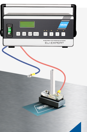 ÖSTLING Electrolytic marking systems